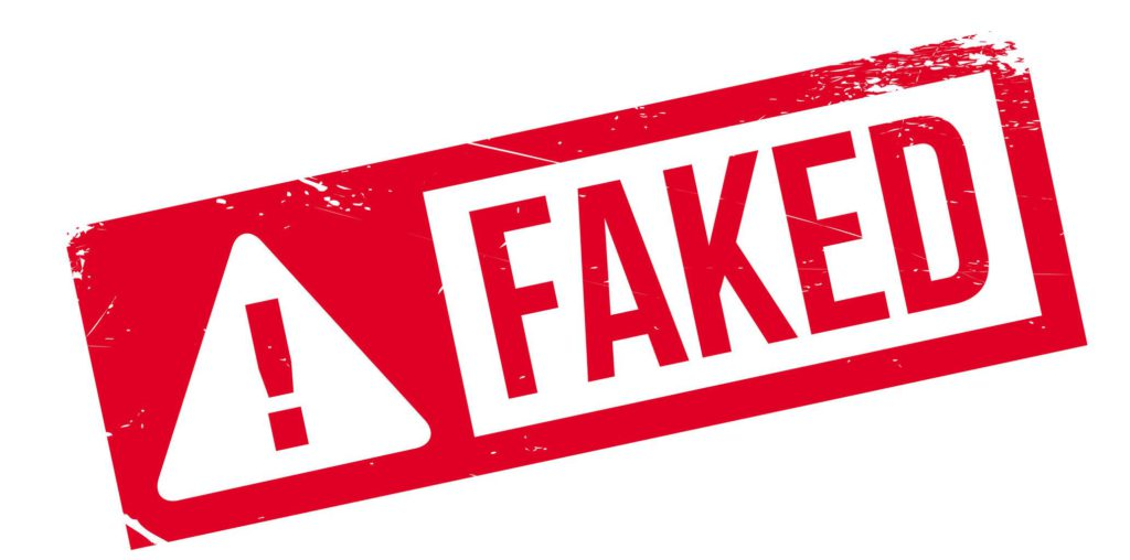 fakes websites