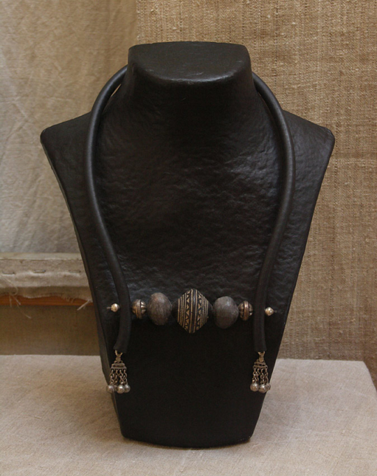 ethnic and beaded necklace Jewellery