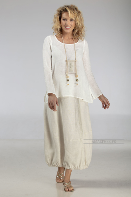 Off white ANAIS tunic bargain corner